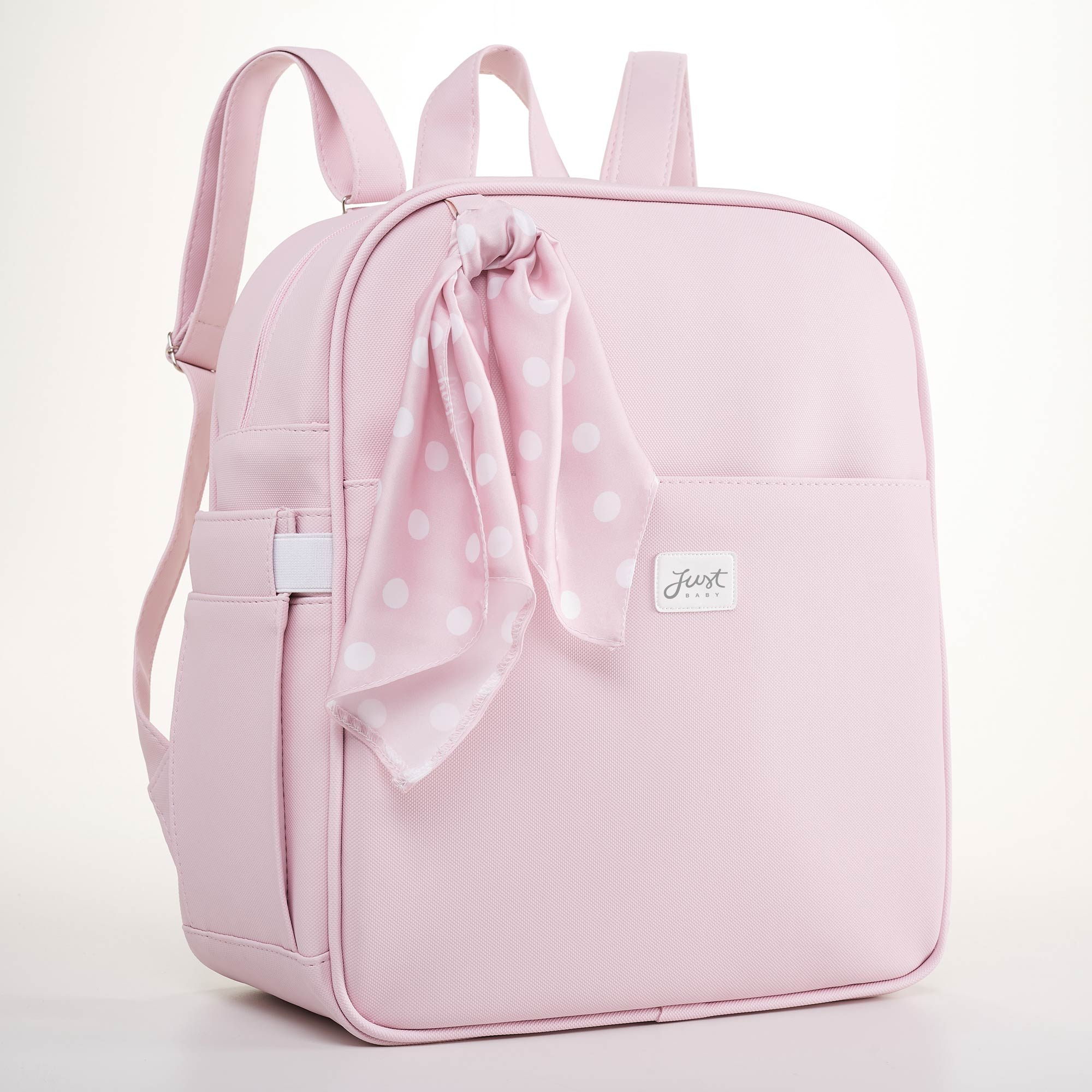 Mochila maternidade candy rosa