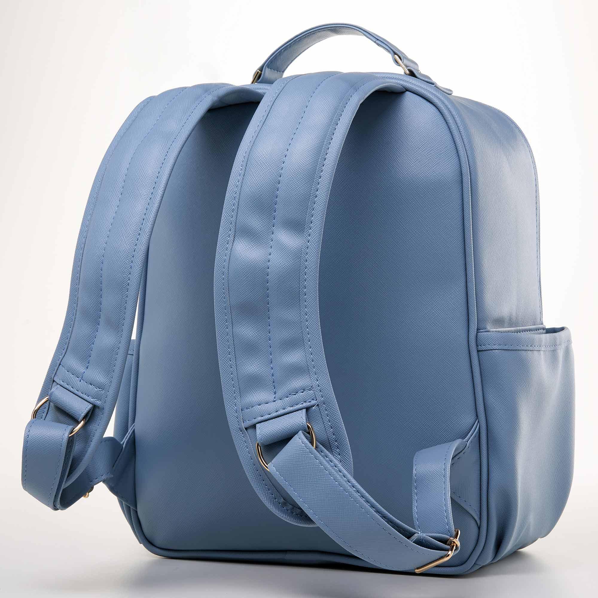 Mochila maternidade térmica azul - milão slim