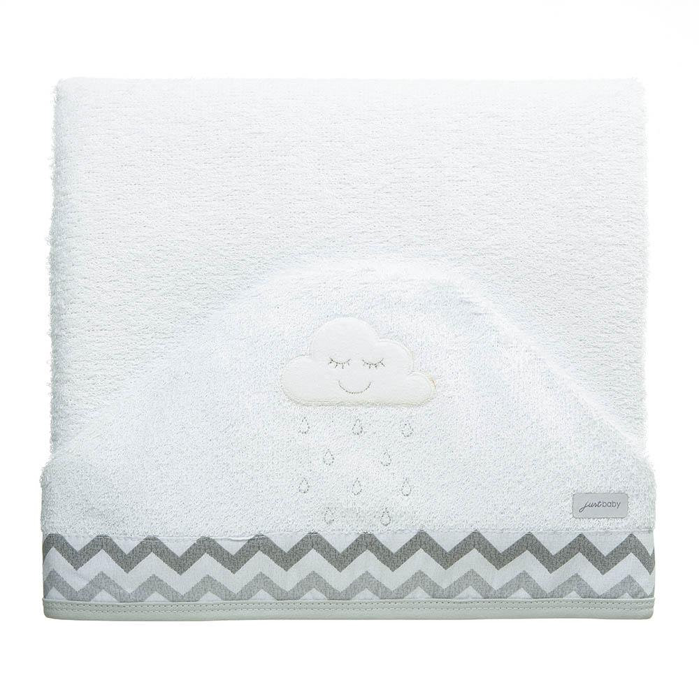 Toalha de banho felpuda Nuvem