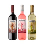 Kit Don Luciano - Tinto, Branco e Rosé