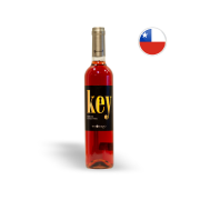 Vinho Chileno Rosé Valle Secreto Key Garrafa 500ML