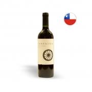 Vinho Chileno Tinto Cantagua Classic Cabernet Sauvignon Garrafa 750ML