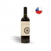 Vinho Chileno Tinto Cantagua Classic Carmenere Garrafa 750ML