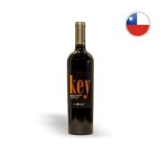 Vinho Chileno Tinto Valle Secreto Key Blend Cabernet Carmenere Garrafa 750ML
