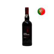 Vinho do Porto Dom Manuel Ruby Garrafa 750ML