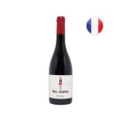 Vinho Francês Tinto Mrs. Rabbit Pinot Noir 2018 - 750ML