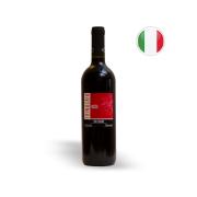 Vinho Italiano Tinto Cantine Birgi Trinacria Garrafa 750 ML