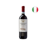 Vinho Italiano Tinto Nobili D' Italia Tiziano Montepulciano D'Abruzzo DOC Garrafa 750ML