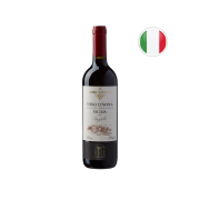 Vinho Italiano Tinto SC Nobili D'Italia Nero D'Avola Garrafa 750ML
