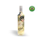 Vinho Nacional Frisante Relax  Branco  Demi Sec 750ML