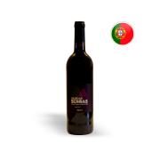 Vinho Português Tinto Aldeias Das Serras Regional Do Dão Garrafa 750ml