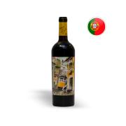 Vinho Português Tinto Porta 6 Regional Lisboa Garrafa 750ML