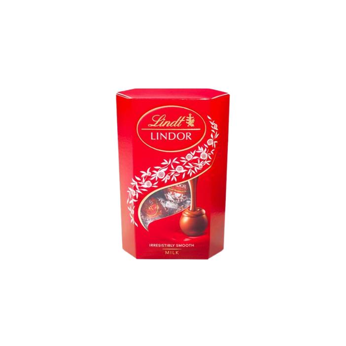 Chocolate Lindt Milk Lindor Balls 75G