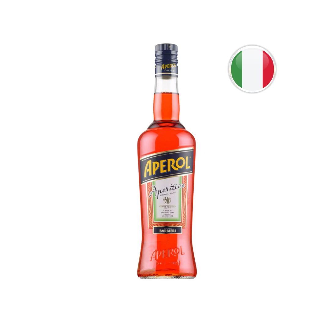 Destilado Aperitivo Aperol Garrafa 750ML
