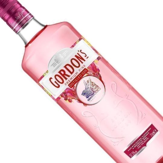 Gin Inglês Gordons Pink 700ML