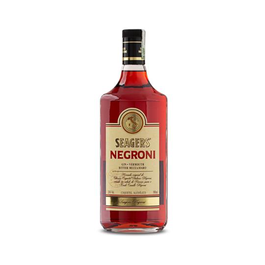 Gin Nacional Seagers Negroni 980ML
