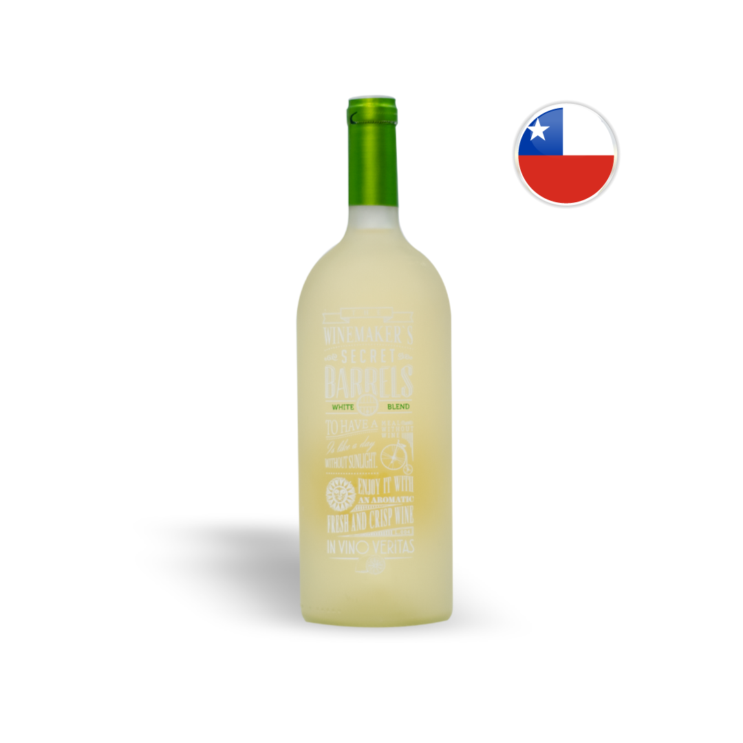 Trio Winemakers Secret Barrel Branco