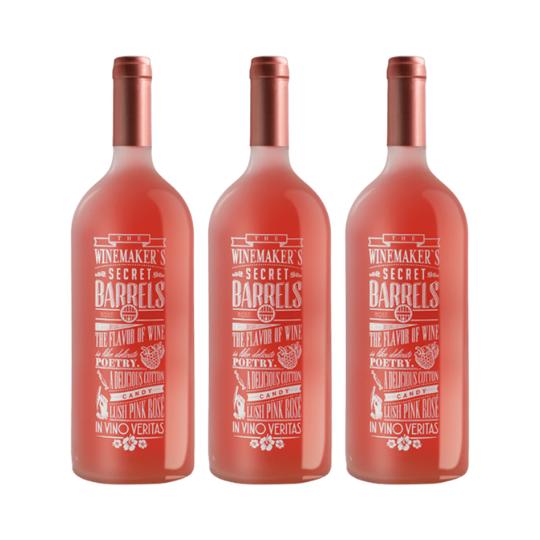 Trio Winemakers Secret Barrel Rosé