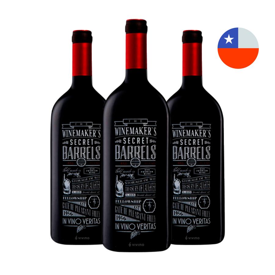 Trio Winemakers Secret Barrel Tinto