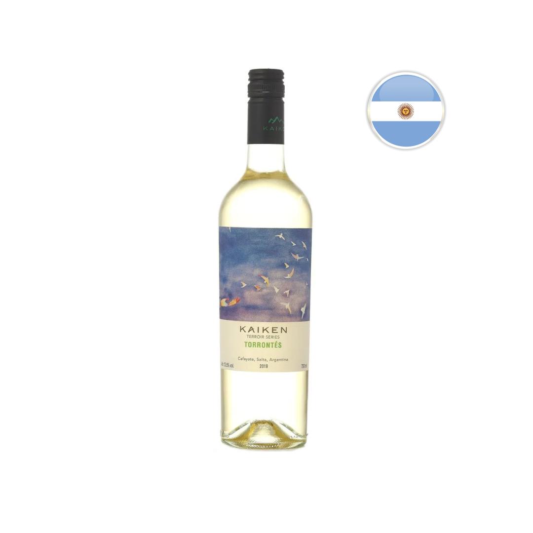 Vinho Argentino Branco Kaiken Terroir Series Torrontes 750 ML