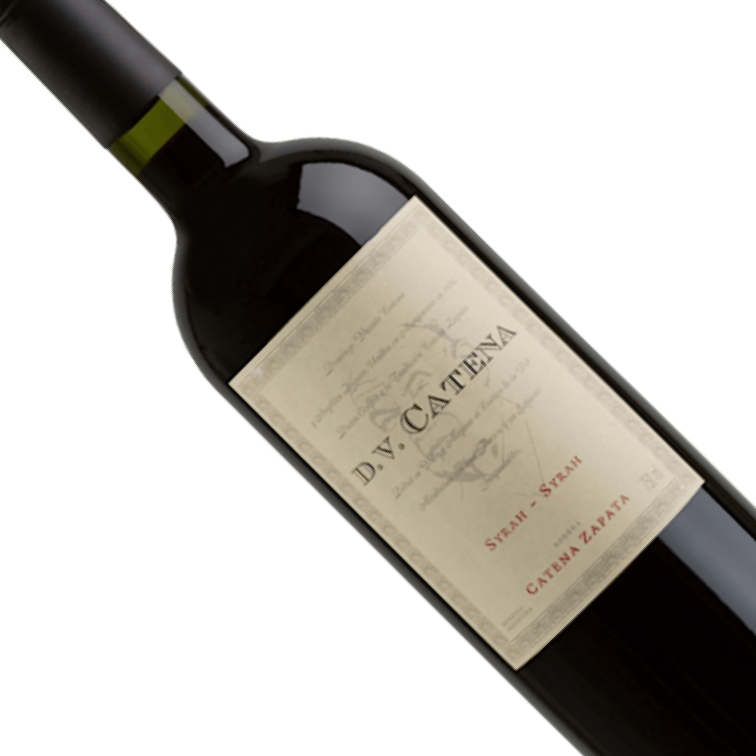 Vinho Argentino Tinta DV Catena Syrah - Syrah 2016 - 750ML