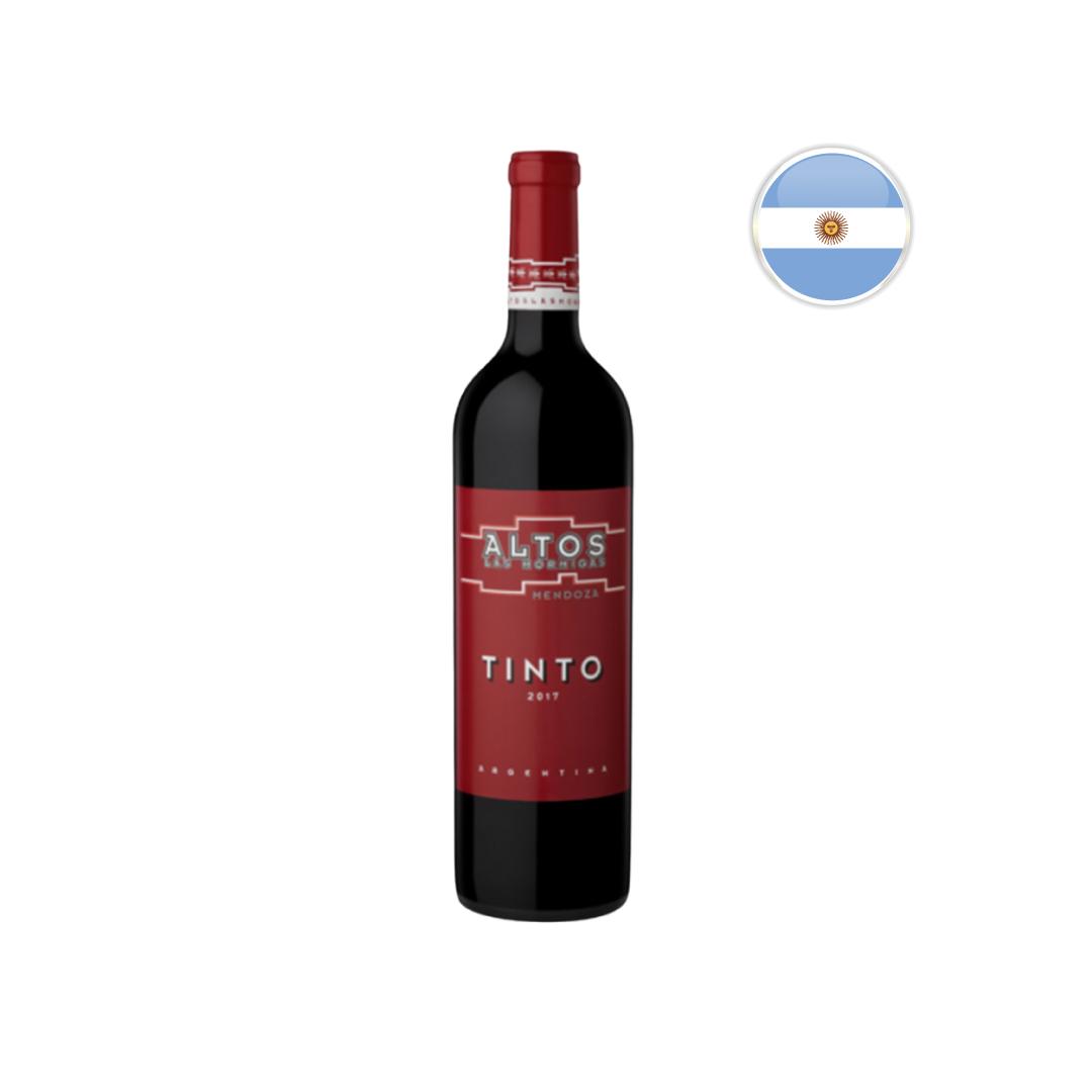 Vinho Argentino Tinto Alto Las Hormigas Blend 750ML
