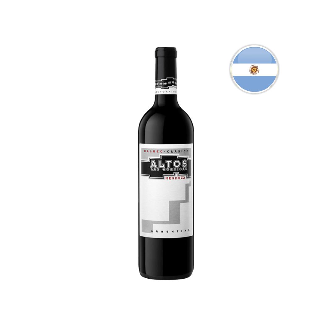 Vinho Argentino Tinto Alto Las Hormigas Malbec Classico 750ML