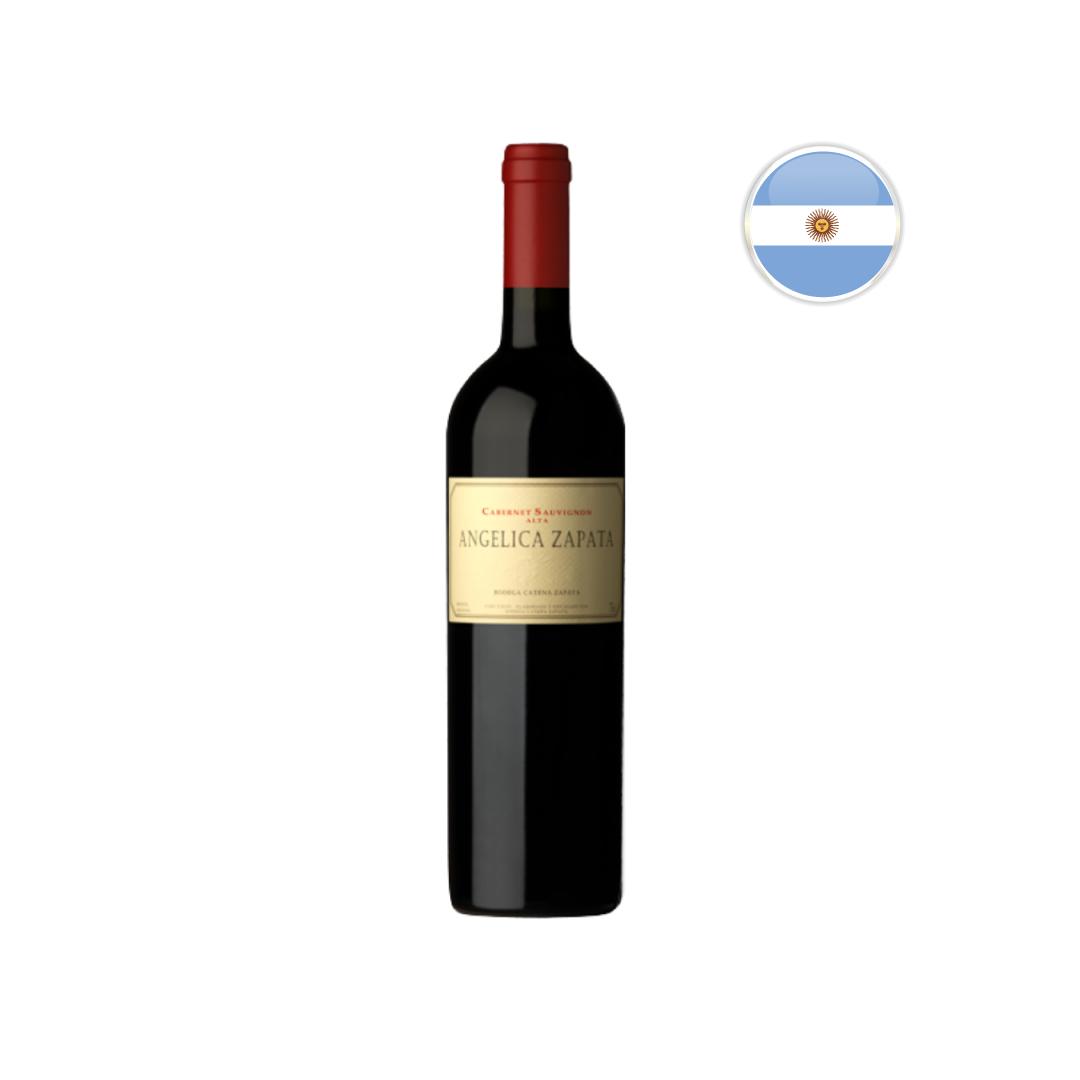 Vinho Argentino Tinto Angelica Zapata Cabernet Sauvignon 2016 - 750ML