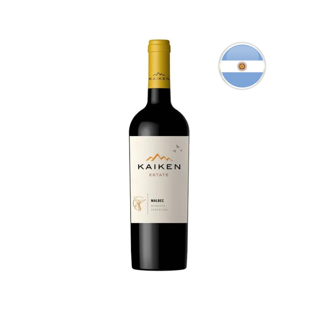 Vinho Argentino tinto Kaiken Estate Malbec 750ML