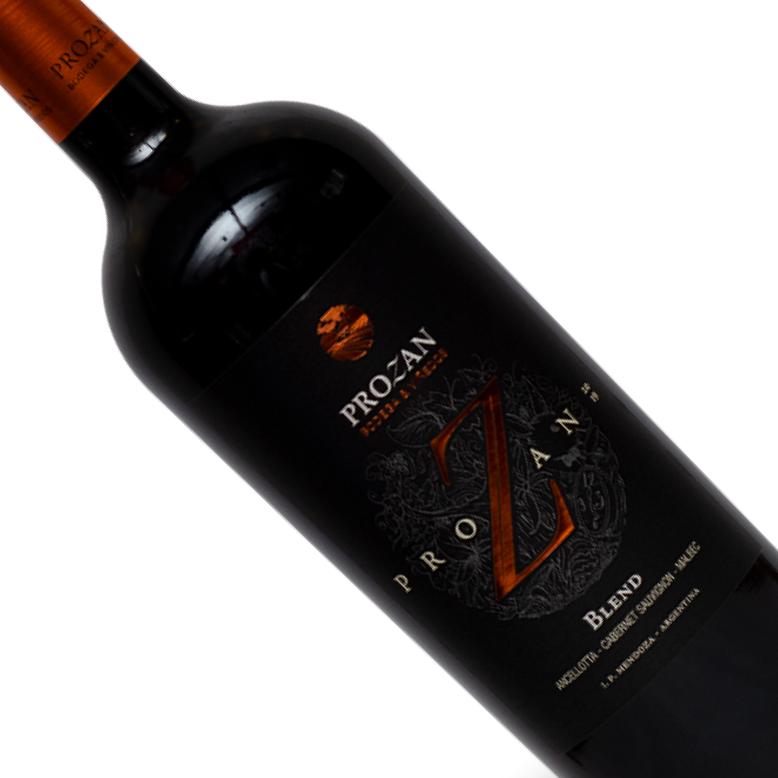 Vinho Argentino Tinto Prozan Blend 750ML
