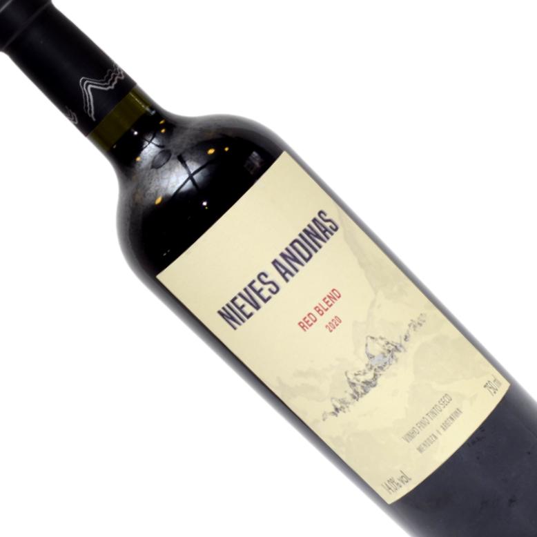 Vinho Argentino Tinto SC Nieves Andinas Red Blend Garrafa 750ML