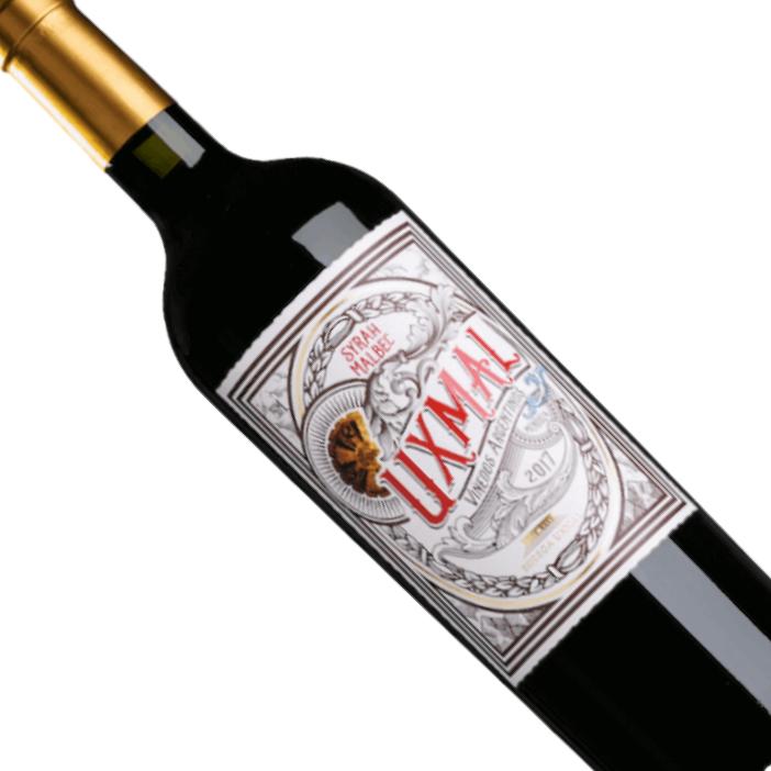 Vinho Argentino Tinto Uxmal Cabernet Sauvignon 2019 - 750ML