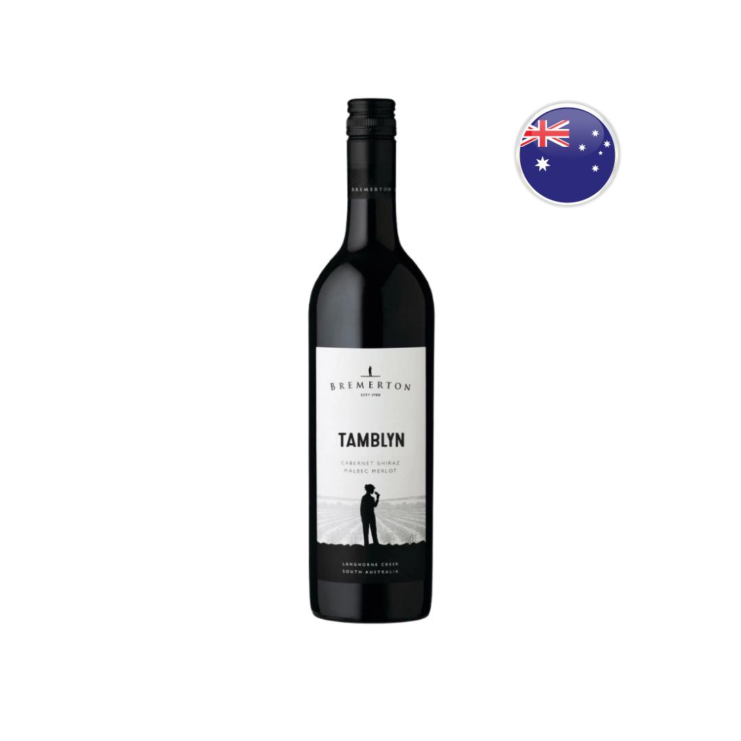 Vinho Australiano Tinto Bremerton Tamblyn 2018 - 750ml