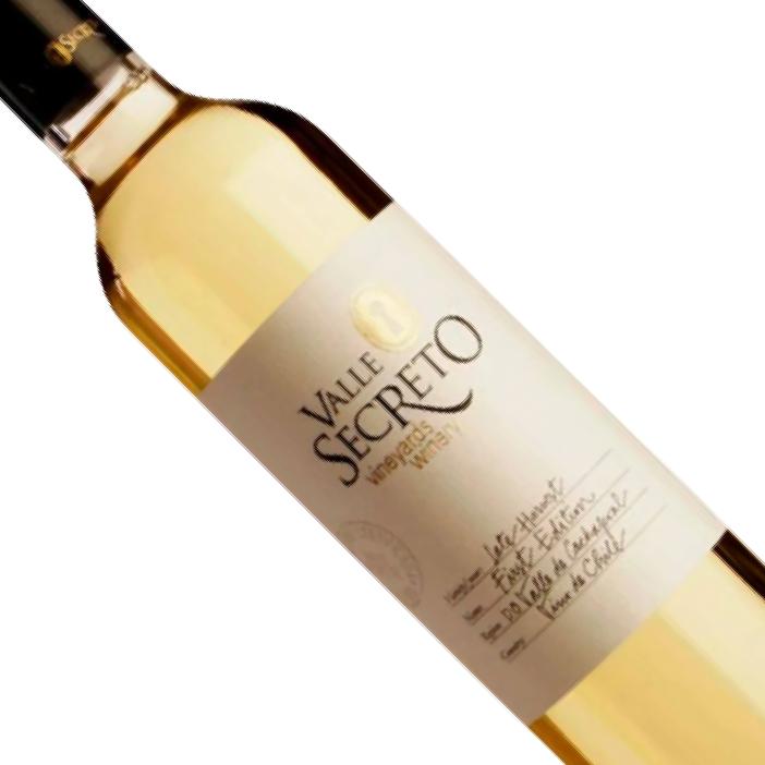 Vinho Chileno Branco Valle Secreto First Late Harvest Garrafa 500ML