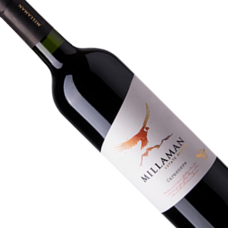 Vinho Chileno Tinto Millaman Estate Reserve Carménère 750ML