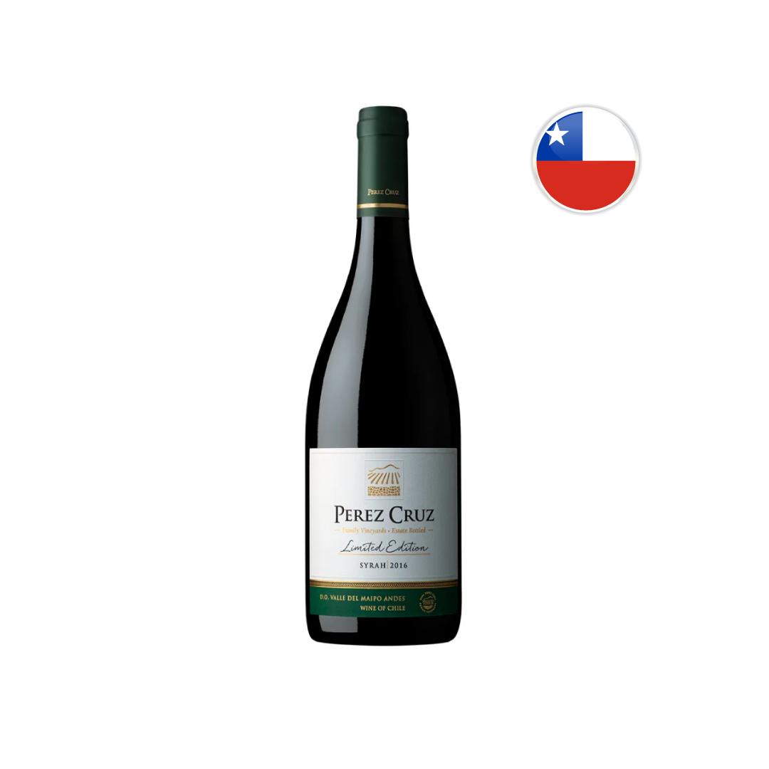 Vinho Chileno Tinto Perez Cruz Syrah 2019