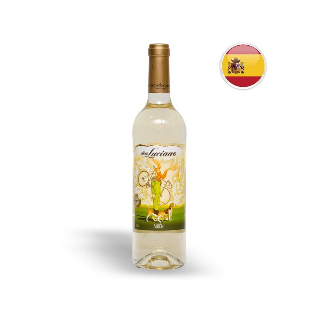 Vinho Espanhol Branco Don Luciano Cosecha Garrafa 750ML