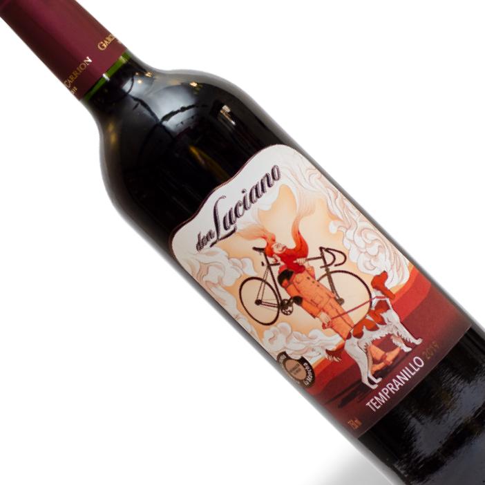 Vinho Espanhol Tinto Don Luciano Tempranillo Garrafa 750 ML
