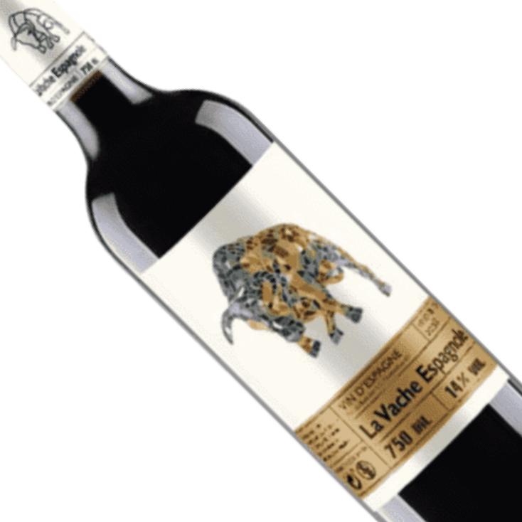 Vinho Espanhol Tinto La Vache Espagnole 750ML