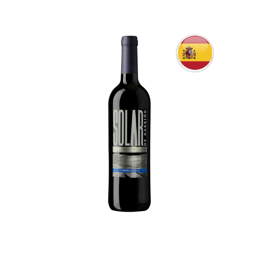 Vinho Espanhol Tinto Solar de Carrión Cosecha 750ML