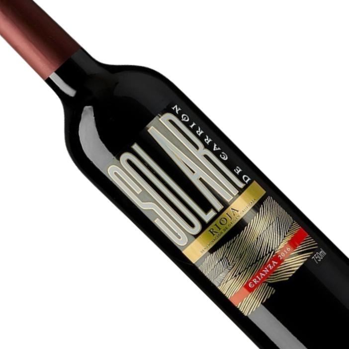 Vinho Espanhol Tinto Solar de Carrión Crianza 750ML