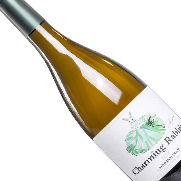 Vinho Francês Branco Charming Rabbit Chardonnay 750ML