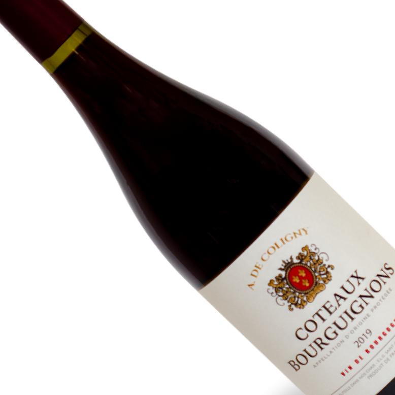 Vinho Francês Tinto A De Coligny Coteaux Bourguignons Garrafa 750ML