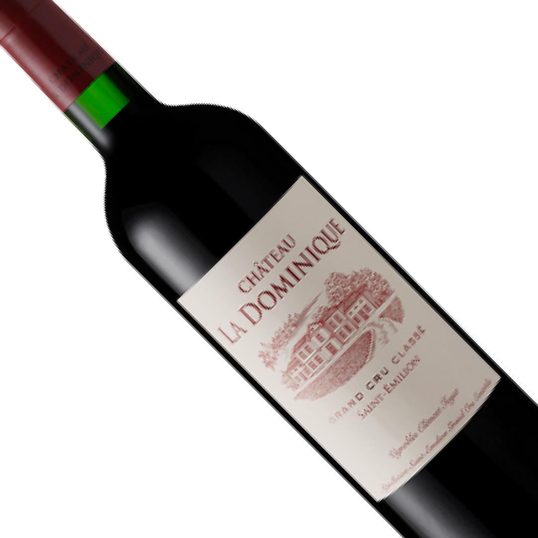 Vinho Francês Tinto Chateau La Dominique 2011 - 750ML