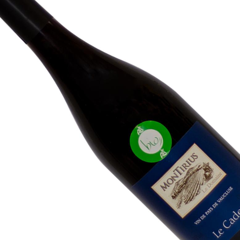 Vinho Francês Tinto Montirius Le Cadet Garrafa 750ML