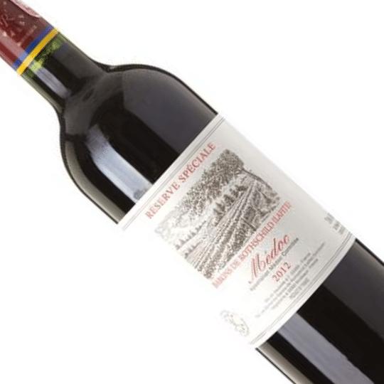 Vinho Francês Tinto Réserve Spéciale Barons De Rothchild 2018 - 750ML
