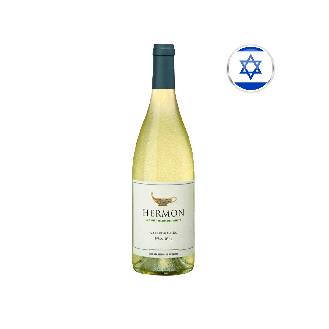 Vinho Israelense Branco Mount Hermon Garrafa 750ML