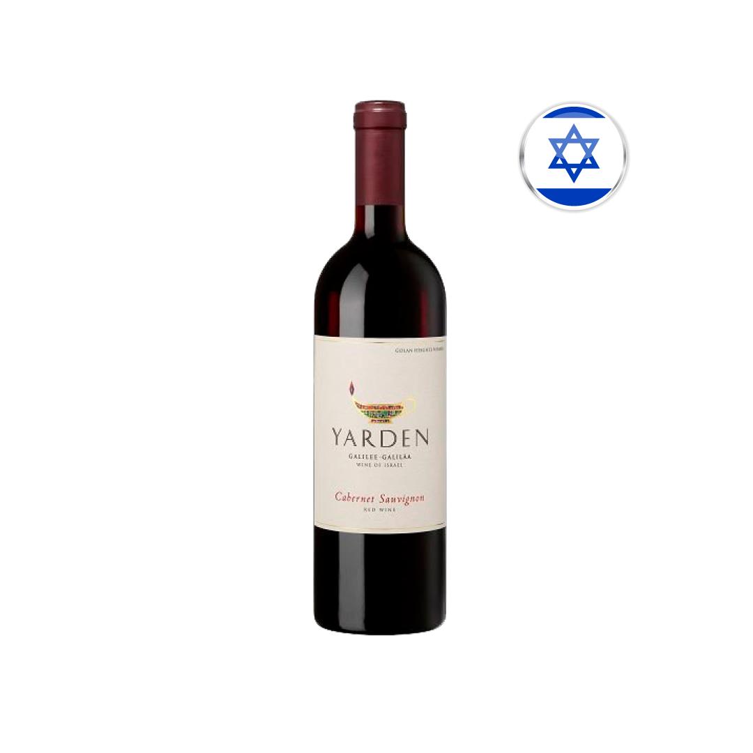 Vinho Israelense Tinto Yarden Cabernet Sauvignon Garrafa 750ML