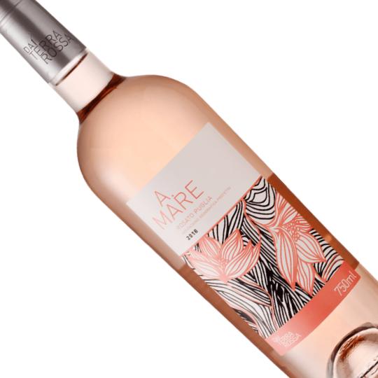 Vinho Italiano Rosé A Mare IGP 750ML