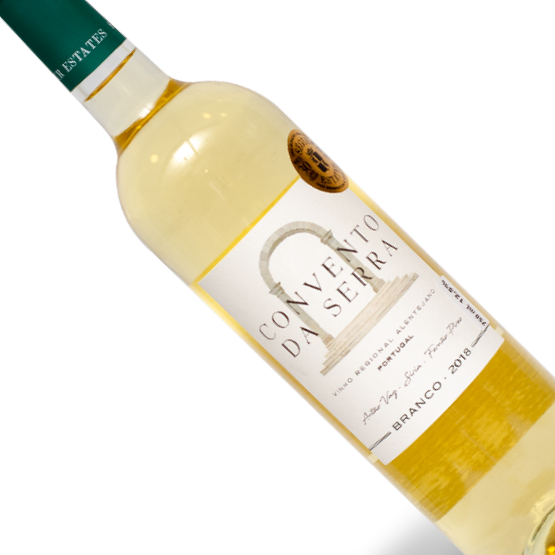 Vinho Português Branco Convento da Serra Garrafa 750ML